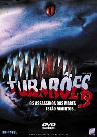 Tubarões 3  - Poster / Capa / Cartaz - Oficial 1