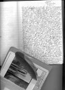 Página de diário de viagem (Página de diário de viagem)