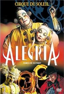 Cirque Du Soleil- Alegria - Poster / Capa / Cartaz - Oficial 2