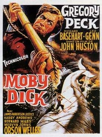 Moby Dick - Poster / Capa / Cartaz - Oficial 1