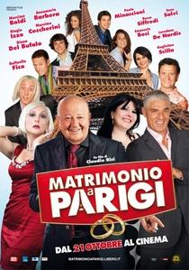 Matrimonio a Parigi - Poster / Capa / Cartaz - Oficial 1