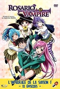 Rosario to Vampire (1ª Temporada) - Poster / Capa / Cartaz - Oficial 13