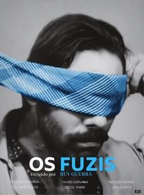 Os Fuzis - Poster / Capa / Cartaz - Oficial 2
