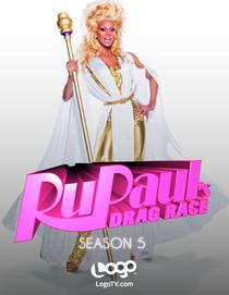 RuPaul & A Corrida das Loucas (5ª Temporada) - Poster / Capa / Cartaz - Oficial 1