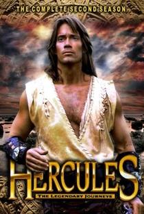 Hércules: A Lendária Jornada (2ª Temporada) - Poster / Capa / Cartaz - Oficial 1