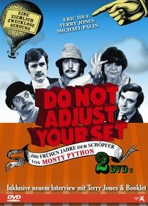 Não Sintonize sua TV  - Poster / Capa / Cartaz - Oficial 1