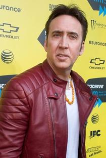 Nicolas Cage - Poster / Capa / Cartaz - Oficial 5