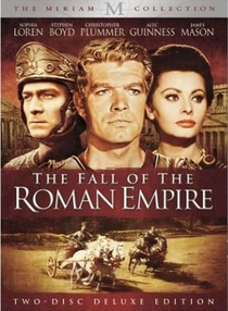 A Queda do Império Romano - Poster / Capa / Cartaz - Oficial 1