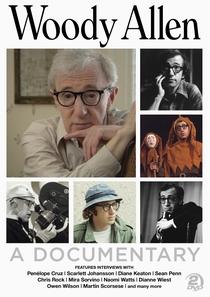 Woody Allen: Um Documentário - Poster / Capa / Cartaz - Oficial 1