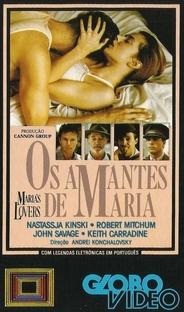 Os Amantes de Maria - Poster / Capa / Cartaz - Oficial 3