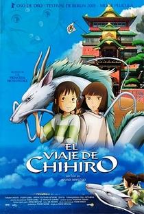 A Viagem de Chihiro - Poster / Capa / Cartaz - Oficial 18