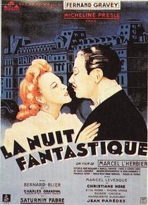 A Noite Fantástica - Poster / Capa / Cartaz - Oficial 1