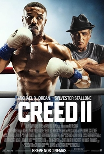 Creed II - Poster / Capa / Cartaz - Oficial 2