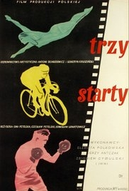 Trzy Starty - Poster / Capa / Cartaz - Oficial 1