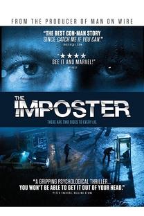 O Impostor - Poster / Capa / Cartaz - Oficial 4