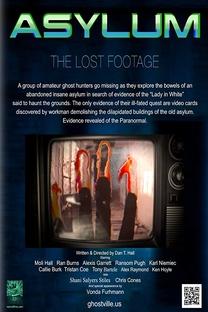 Asylum, the Lost Footage - Poster / Capa / Cartaz - Oficial 1