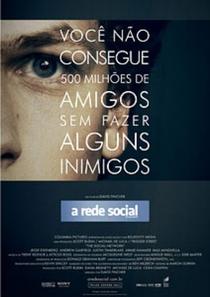 A Rede Social - Poster / Capa / Cartaz - Oficial 9