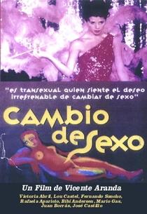 Cambio de Sexo - Poster / Capa / Cartaz - Oficial 1