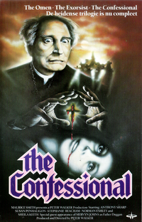 The Confessional: House of Mortal Sin - Poster / Capa / Cartaz - Oficial 4