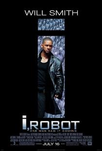 Eu, Robô - Poster / Capa / Cartaz - Oficial 8