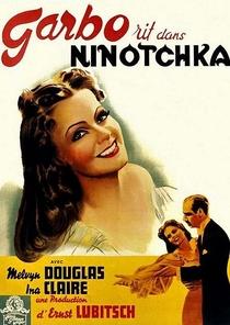 Ninotchka - Poster / Capa / Cartaz - Oficial 4