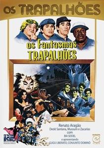 Os Fantasmas Trapalhões - Poster / Capa / Cartaz - Oficial 1