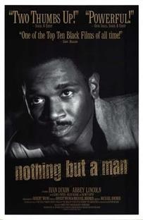 Nothing But a Man - Poster / Capa / Cartaz - Oficial 2