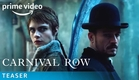 Carnival Row - Official Teaser: Philo and Vignette | Prime Video