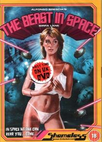 La Bestia nello Spazio - Poster / Capa / Cartaz - Oficial 2