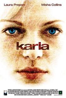 Karla - Paixão Assassina - Poster / Capa / Cartaz - Oficial 1