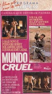 Mundo Cruel - Poster / Capa / Cartaz - Oficial 2