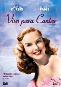 Vivo para Cantar - Poster / Capa / Cartaz - Oficial 1