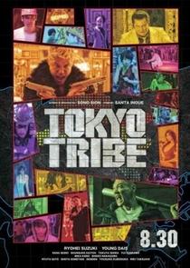 Tokyo Tribe - Poster / Capa / Cartaz - Oficial 3