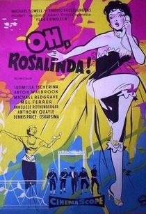 Oh... Rosalinda!! - Poster / Capa / Cartaz - Oficial 1