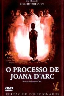 O Processo de Joana D'arc - Poster / Capa / Cartaz - Oficial 2