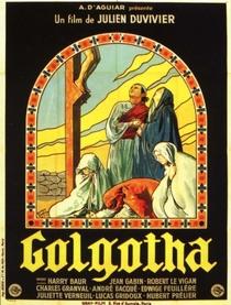 Gólgota - Poster / Capa / Cartaz - Oficial 2