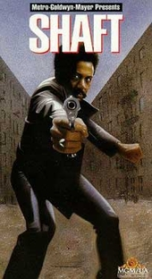 Shaft - Poster / Capa / Cartaz - Oficial 3