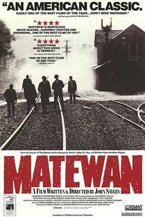 Matewan - A Luta Final - Poster / Capa / Cartaz - Oficial 1