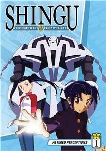 Shingu: Secret of the Stellar Wars - Poster / Capa / Cartaz - Oficial 2