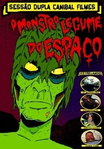 O Monstro Legume do Espaço 2 - Poster / Capa / Cartaz - Oficial 1