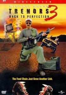 O Ataque dos Vermes Malditos 3 - De Volta a Perfeição - Poster / Capa / Cartaz - Oficial 1