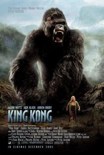 King Kong - Poster / Capa / Cartaz - Oficial 4