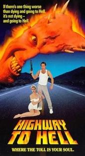 Estrada Para o Inferno - Poster / Capa / Cartaz - Oficial 1