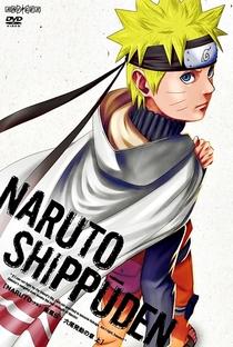 Naruto Shippuden (7ª Temporada) - Poster / Capa / Cartaz - Oficial 2