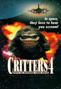 Criaturas 4 - Poster / Capa / Cartaz - Oficial 7