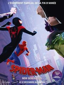 Homem-Aranha: No Aranhaverso - Poster / Capa / Cartaz - Oficial 9