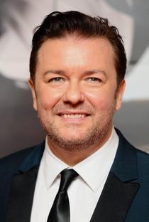 Ricky Gervais - Poster / Capa / Cartaz - Oficial 2