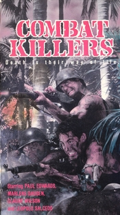 Combat Killers - Poster / Capa / Cartaz - Oficial 3