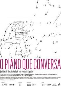 O Piano Que Conversa - Poster / Capa / Cartaz - Oficial 1
