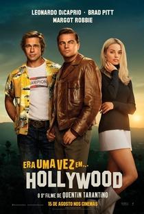 Era Uma Vez em... Hollywood - Poster / Capa / Cartaz - Oficial 6